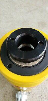 Enerpac Rch-202 Cylinder Hydraulique Ram Creux 20 Ton 2 Atteinte 10000psi