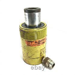 Enerpac Rch-302 30 Tonnes Capacité Hollow Cylinder Ram 2,5 Po. Atteinte Essaiée