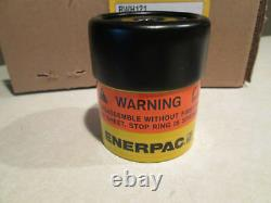 Enerpac Rwh-121 Rwh121 Cylindre Hydraulique De 12 Tonnes Hollow Ram USA Made New