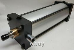 Parker 4ma Série Pneumatique Ram Cylindre Grand 6 En Dia 16 En Course 250 Psi 2 Way
