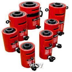 Plongeur Creux 20 Ton Cylindre Hydraulique Jack Ram Lifting 3,93 (100mm) Stroke