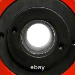 Plongeur Creux 30 Ton Cylindre Hydraulique Jack Ram Lifting 1.96 (50mm) Stroke