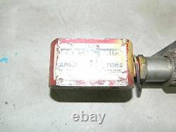 Poignée En Acier De 10 Tonnes Ram Pancake Étanche Cylindre Hydraulique / Ram -enerpac