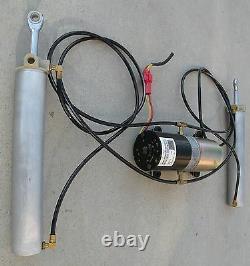 Pompe À Crémaillère Électrique Convertible À Haute Tension Dura Rams Hydraulique 1996 96