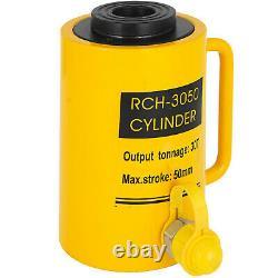 Pompe Hydraulique À Pression De 30 Tonnes Pour Cylindre À Trou Creux Jack Ram 2 50mm