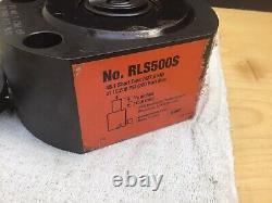 Power Team Spx Rls500s Cylindre/ram Hydraulique 50 Tonnes À Faible Profil