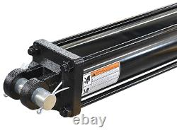 Prince Wolverine Tie Rod Cylindre Hydraulique Ram 4 Bore X 24 Stroke Logsplitter