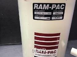 Ram-pac Rc-75-sa-5.5 Rc756 Cylindre Hydraulique 75 Ton Cylindre 6 Stroke USA Made