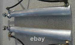 Sebring Convertible Power Electric Hatch Top Hydraulique Dura Rams 2004 04