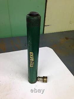 Simplex R1012 Cylindre Hydraulique Ram 10 Ton 12