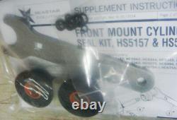 Teleflex Seastar Hs-5157 Hydraulic Seal Kit Wrench Cylindre Ram Hc5347 Hc5348 MD