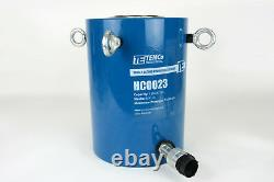 Temco Hc0023 Cylindre Hydraulique Ram Simple Acting 150 Ton 6 Inch Stroke