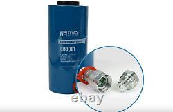 Temco Hollow Hydraulic Cylinder Ram 20 Ton 4 In Stroke Garantie 5 Ans