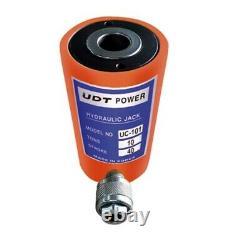 Udt Power Uc-101 (10t 40mm) Centre Hydraulique Ram Jack Tons 10t Atteinte 40mm